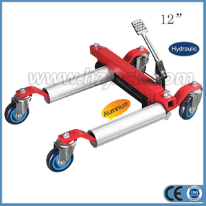 Easy Park Hydraulic Vehicle Positioning Jack 1500 lbs